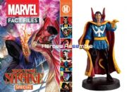 Marvel Fact Files Doctor Strange Special With Figurine Eaglemoss